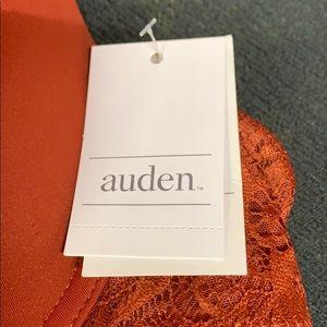 Auden Intimates & Sleepwear - Auden Rust T-Shirt Bra